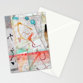 Always Merry and Bright Again 3 Stationery Cards
