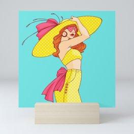 Pop Lemonade Mini Art Print