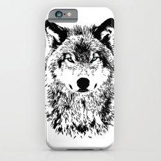 Wolf Eyes Slim Case iPhone 6s