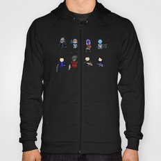 Mass Effect 3 Normandy Crew Hoody
