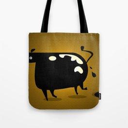 COW MANURE Tote Bag