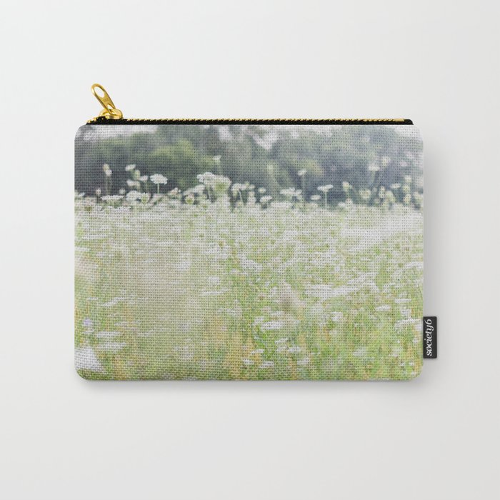 In a Field of Wildflowers Carry-All Pouch