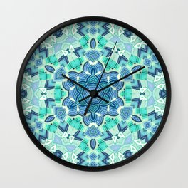 MAGIC MORROCAN MEDAILLION Wall Clock