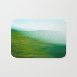 Mountains and Sea Bath Mat