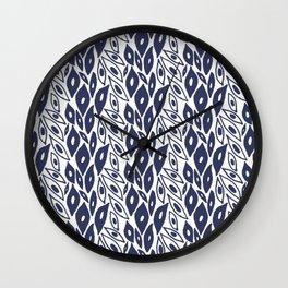 Bold + Bohemian #3 Wall Clock