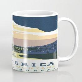 Vintage poster - Montana Coffee Mug