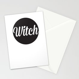 Witch Milk Stationery Cards