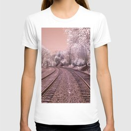 Train Track in Culpeper T-shirt