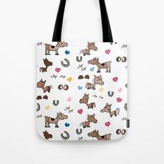Clip Clop Tote Bag