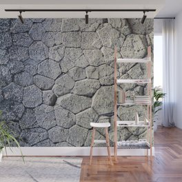 Nature's building blocks Wall Mural