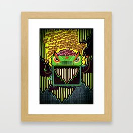 Marshall Moshpit Framed Art Print