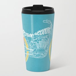 work Travel Mug