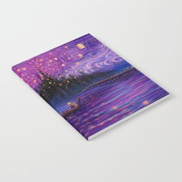 The Lantern Scene Notebook