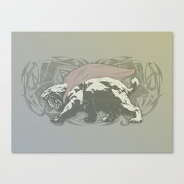 Fearless Creature: Saba Canvas Print