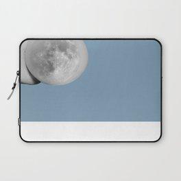 Bubble Gum Moon Laptop Sleeve