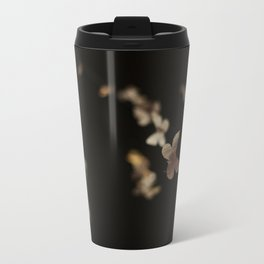 I Am Building A Forest- Paper Butterfly Installation Detail Travel Mug