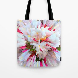 Flowers of  Pure Love Essence Tote Bag