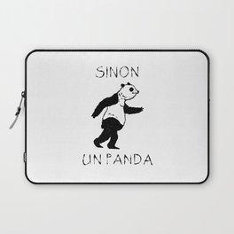 Sinon, un panda (2) Laptop Sleeve