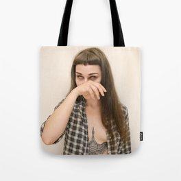 I said Goddamn Tote Bag
