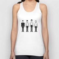 joy division Tank Tops featuring Joy Division by Band Land