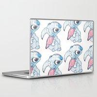 stitch Laptop & iPad Skins featuring Stitch by Art By JuJu