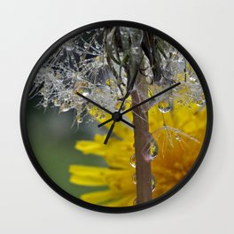 Dandy drops 5 Wall Clock