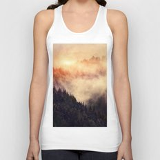 In My Other World Unisex Tank Top