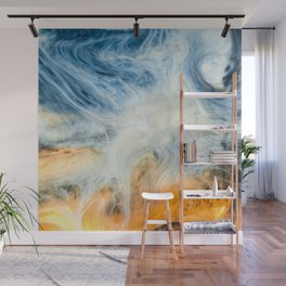Abstract Art Wall Mural