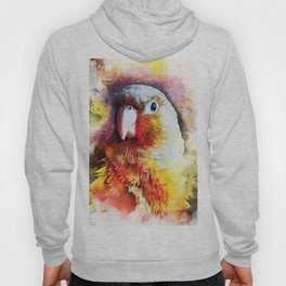 parrot art #parrot #animals Hoody