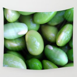 Edamames Wall Tapestry