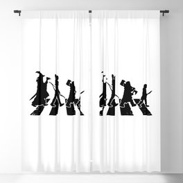 Abbey Rings Blackout Curtain