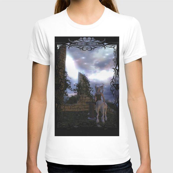 Zemija's Oracle T-shirt