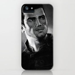 Major Kaidan Alenko iPhone Case