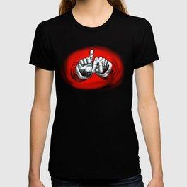 West Coast Santa T-shirt