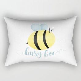 Busy Bee Rectangular Pillow