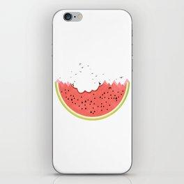 Natural Disaster iPhone Skin