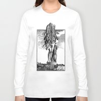 venus Long Sleeve T-shirts featuring VENUS by DIVIDUS