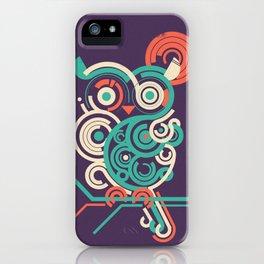 Owl 2.0 iPhone Case
