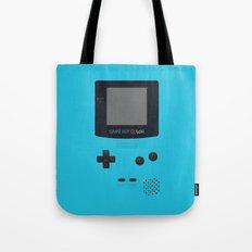GAMEBOY Color - Light Blue Version Tote Bag