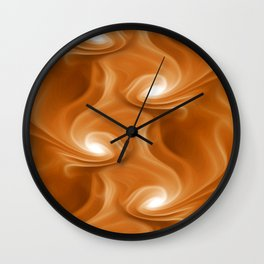 Hugs Wall Clock