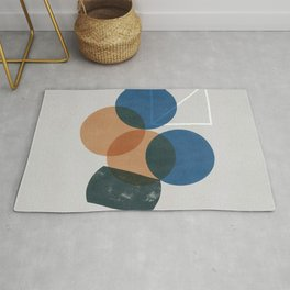 Cool abstract design Rug