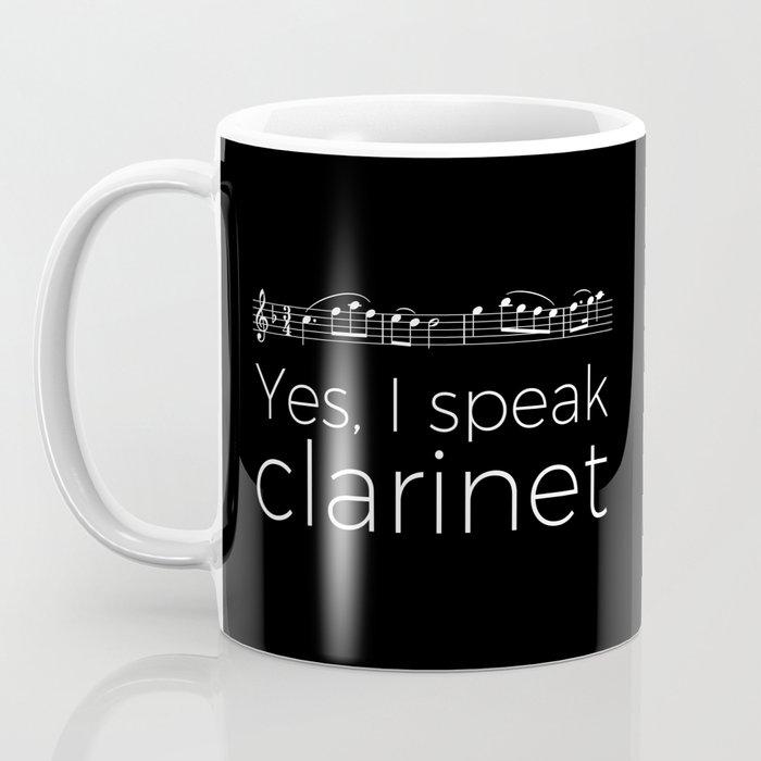 Speak clarinet? Coffee Mug