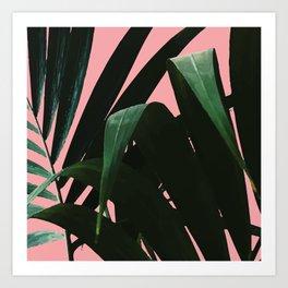 Tropikal Inspo Art Print