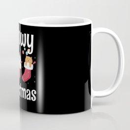 Meowy Christmas Christmas Coffee Mug