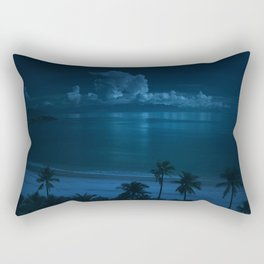 Ocean Storms Rectangular Pillow