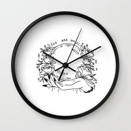 ⭐ you are magic ⭐ Wall Clock