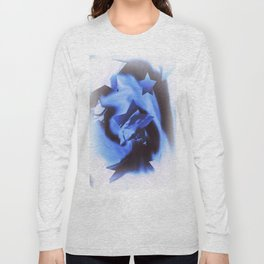 Starburts II cold blue Long Sleeve T-shirt