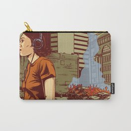 Locals Only - Portland, OR Carry-All Pouch