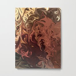 Aidan Sway Metal Print