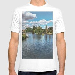 From Windsor Town Bridge T-shirt